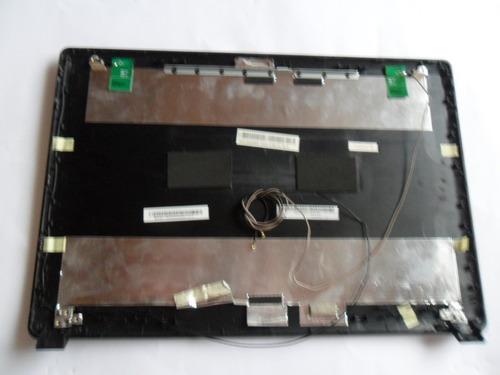 tampa da tela 14 pol. notebook  asus  k43u     original