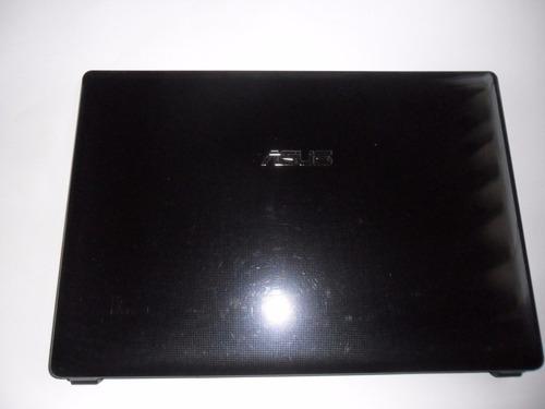 tampa da tela 14 pol. notebook asus x45u  original