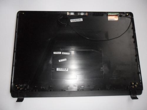 tampa da tela 14 pol. notebook  cce ultra thin u25/ n325