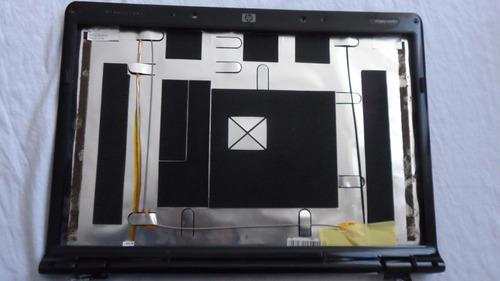 tampa da tela + moldura + acabamento hp pavilion dv6000