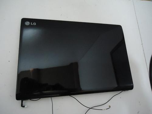 tampa da tela netbook lg x11 x110