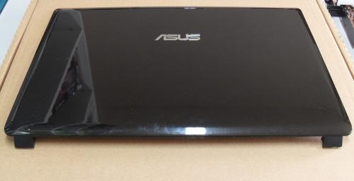 tampa da tela notebook asus k43u