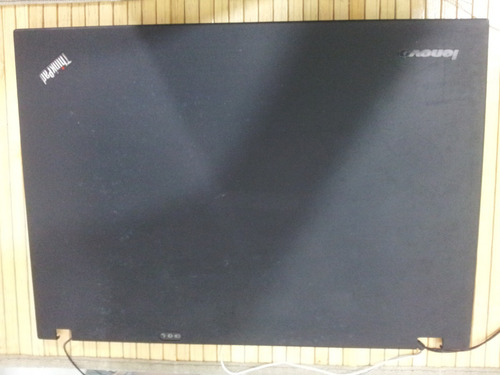 tampa da tela notebook lenovo t400