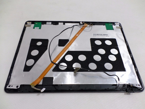 tampa da tela notebook toshiba satellite u405d