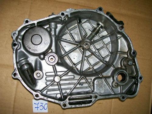 tampa de embreagem motor honda xlx 250/350 original (usada)