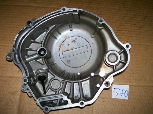 tampa de embreagem motor yamaha ybr 125 original (usada)