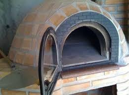 tampa de forno pizza igloo vidro ferro aluminio fogão lenha
