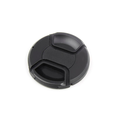 tampa de lente objetiva - 58mm - greika