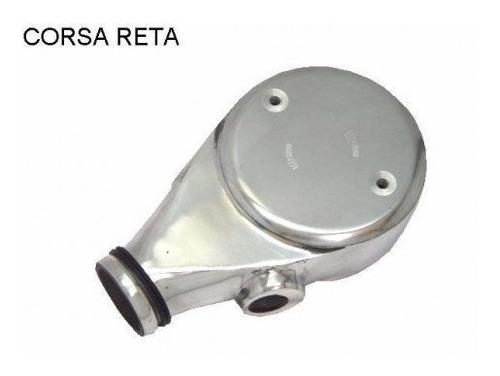 tampa de pressurização (mufla) corsa/monza/kadett efi reta