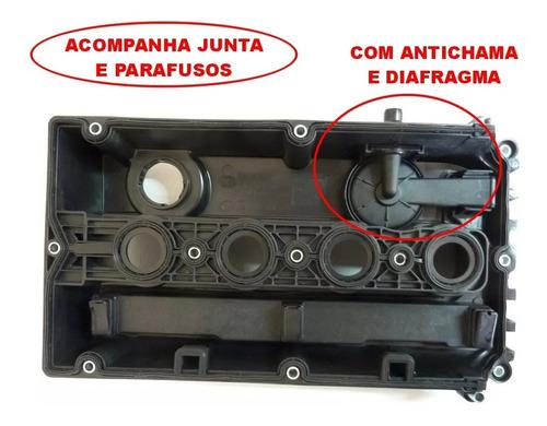 tampa de válvula cruze sonic tracker ecotec 16v gm com tampa