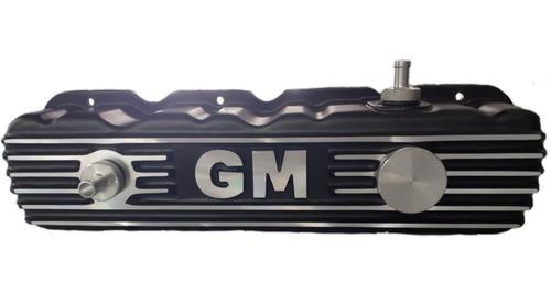 tampa de válvula do motor opala 4cc para gm - adap brasil