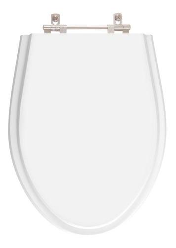 tampa de vaso absolute branco neve para louça ideal standard