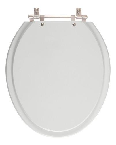 tampa de vaso lirio cinza prata para louça celite