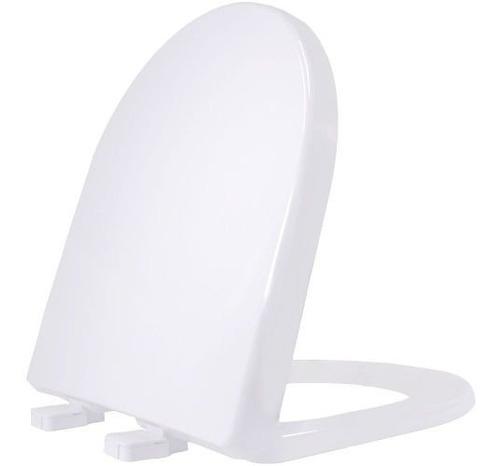 tampa de vaso sanitário tupan em polipropileno convencional celite riviera smart e roca nexo cor branco