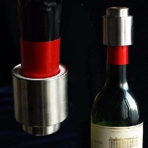 tampa de vinho vácuo veda garrafas