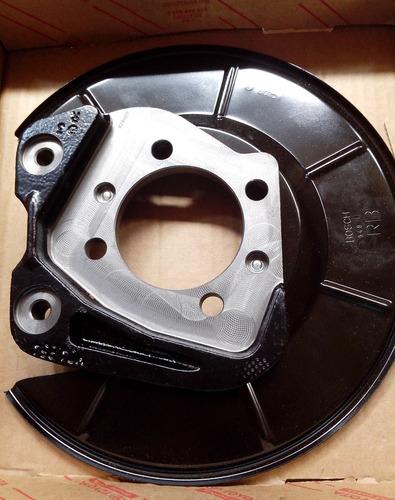 tampa disco de freio traseiro direito corolla 2009 a 2014
