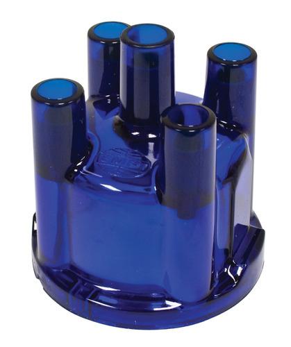 tampa distribuidor azul vw fusca em acrilico empi sem pino