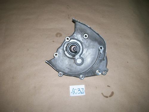 tampa do cambio+eixo motor honda spacey 125cc (usada)