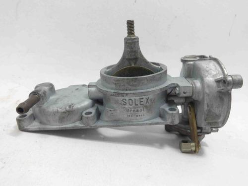 tampa do carburador fusca, variante, puma solex.