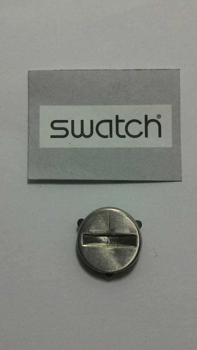 35e72022065 Tampa Do Fundo Para Relogio Swatch - R  59