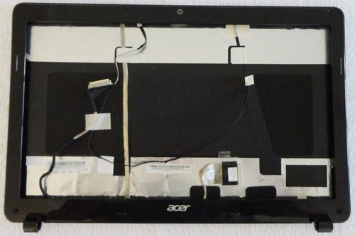 tampa  do lcd do notebook acer aspire e1-531 com moldura+web