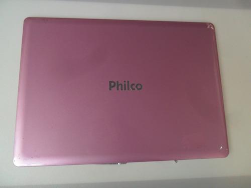 tampa do lcd do notebook philco phn14173