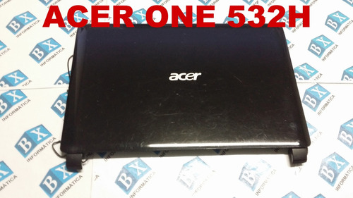 tampa do lcd netbook acer one 532h