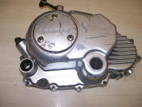 tampa do motor lado embreagem kasinski flash 150