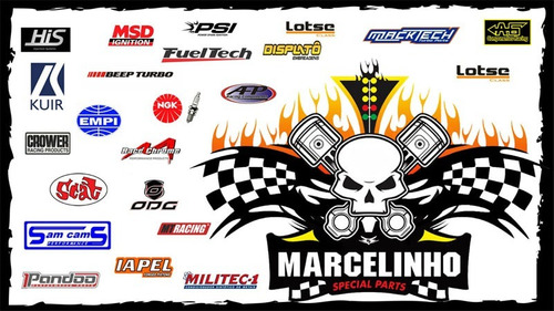 tampa do motor (mufla) fiat fire 1.0 8v msp racing