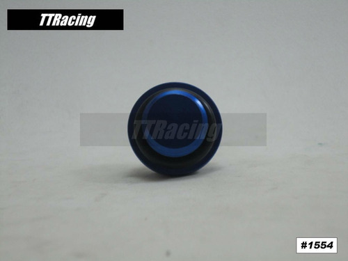 tampa do óleo honda crf 450r crf250r azul 1554