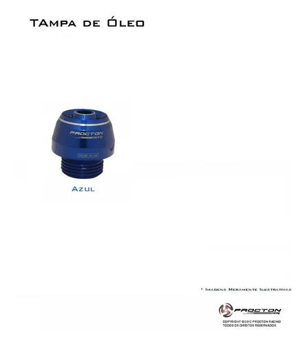 tampa do óleo yamaha mt-07 mt 07 mt07 procton racing