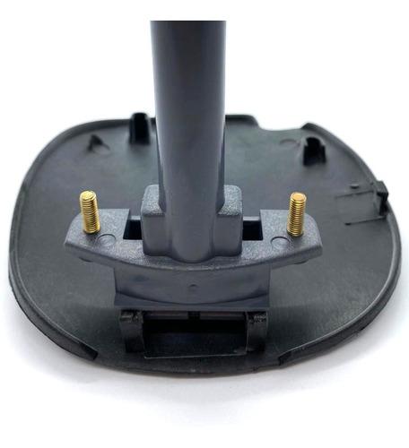 tampa do tanque clio hatch 2000/2015 fechadura mod original