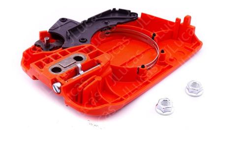 tampa freio completa motosserra 235 236 240 + 2 porcas