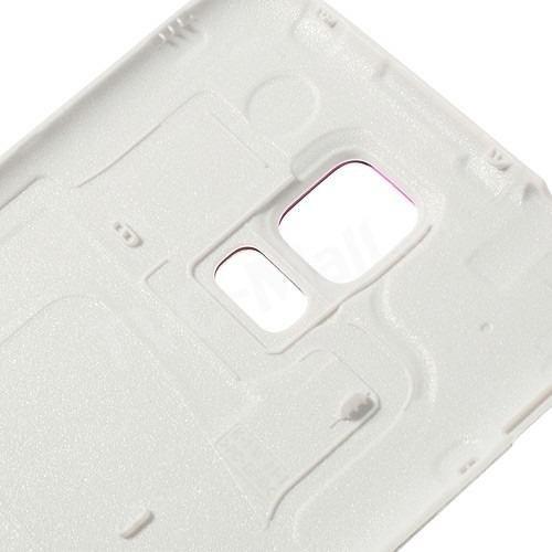 tampa fundo traseira p galaxy s5 g900 i9600 + película vidro