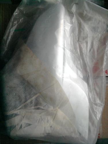 tampa lateral direita prata ybr 125 original yamaha 0km