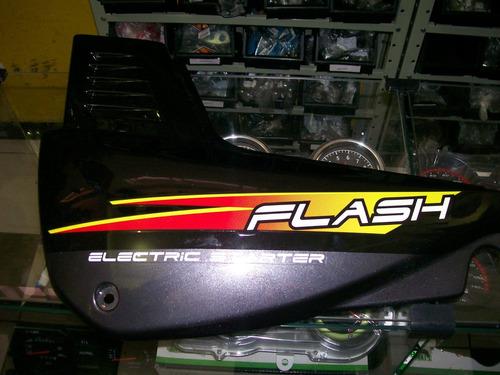 tampa lateral esquerda kasinski flash 150