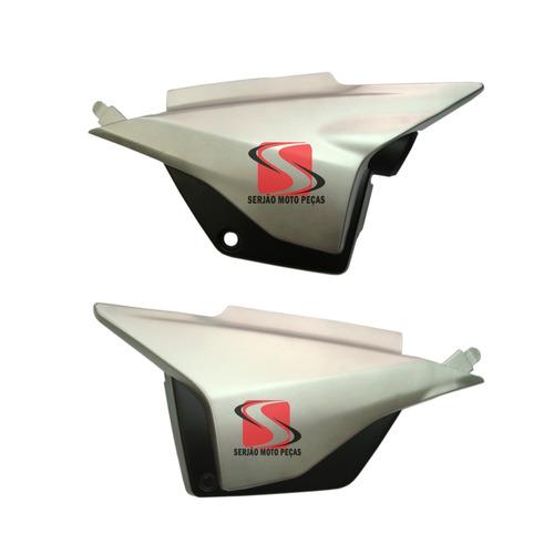 tampa lateral honda titan150 sport completa c/ complemento