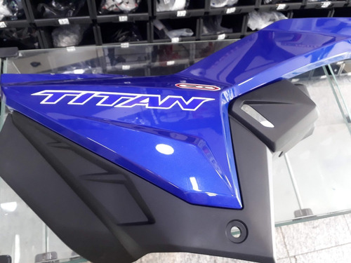tampa lateral titan 160