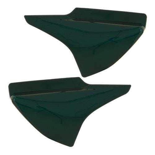 tampa lateral verde titan 150 2004