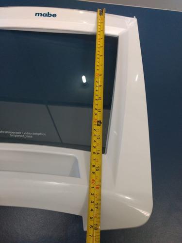 tampa lavadora de roupas mabe 10kg original lmi10 100%original