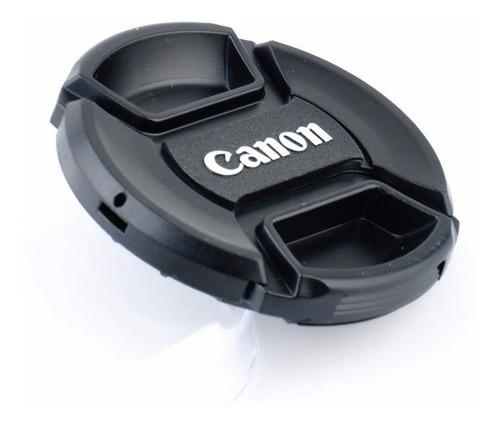 tampa lente 77mm c/ logo da canon 17-40 17-55 ew-83j