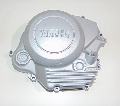 tampa motor xtz 125 2008 / 2016 partida eletrica direita