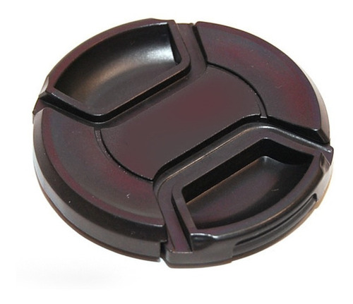 tampa objetiva universal  62ø 62mm lens cap canon nikon sony