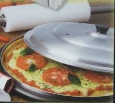 tampa para forma de pizza 40cm - pizzaria