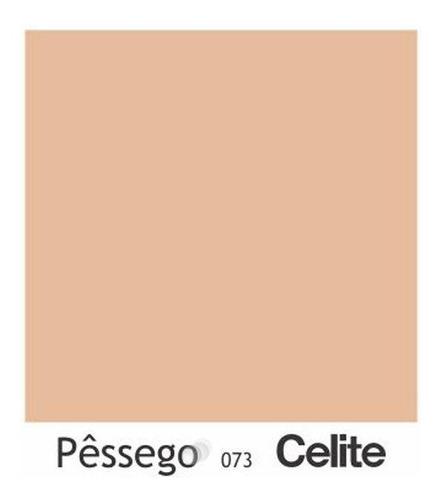 tampa para vaso lirio (oval antigo) celite cor pêssego 73