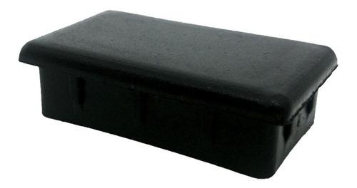 tampa plástica para metalon 40mm x 30mm emar