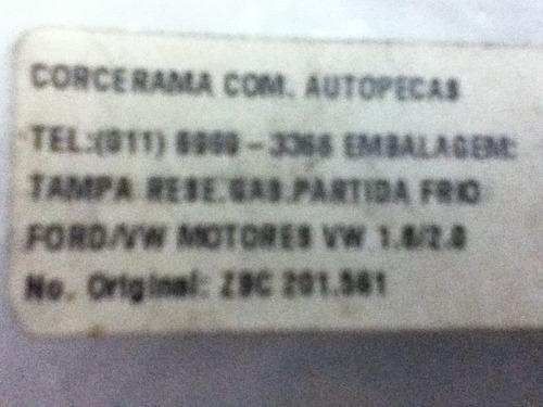 tampa reservatorio gasolina for/vw 1.8/2.0 oferta