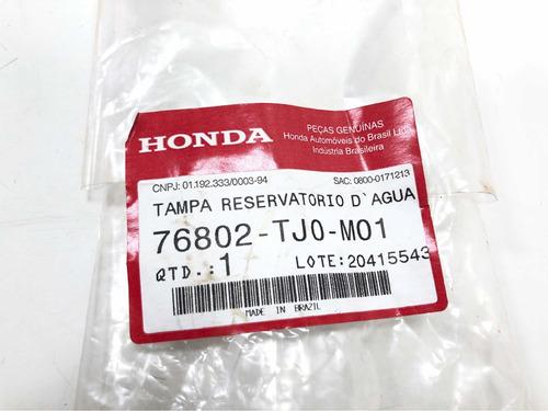 tampa reservatorio honda fit 09 a 14 original 76802 tj0 m01