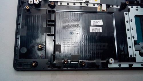 tampa teclado samsung np670 usado travas 100% teclado ruim