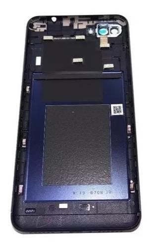 tampa traseira asus zenfone 4 max zc554kl c/ lente